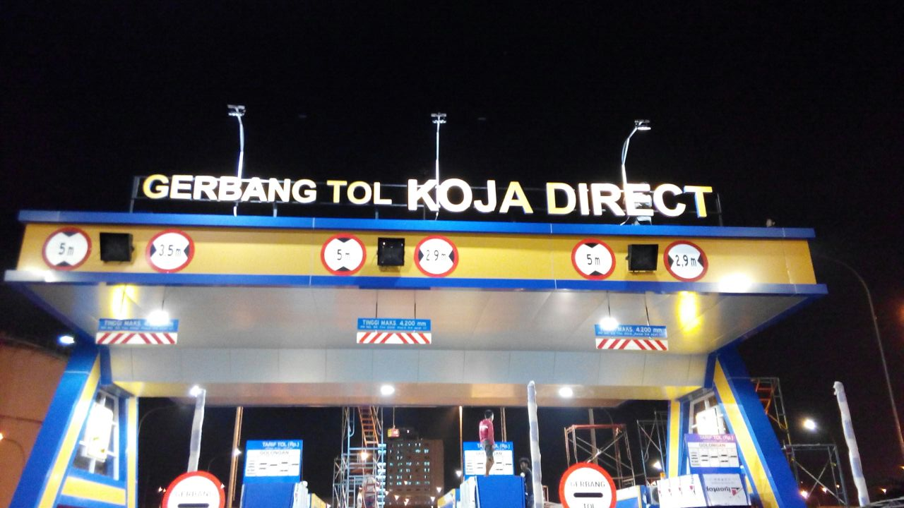 Gerbang Tol Koja Direct